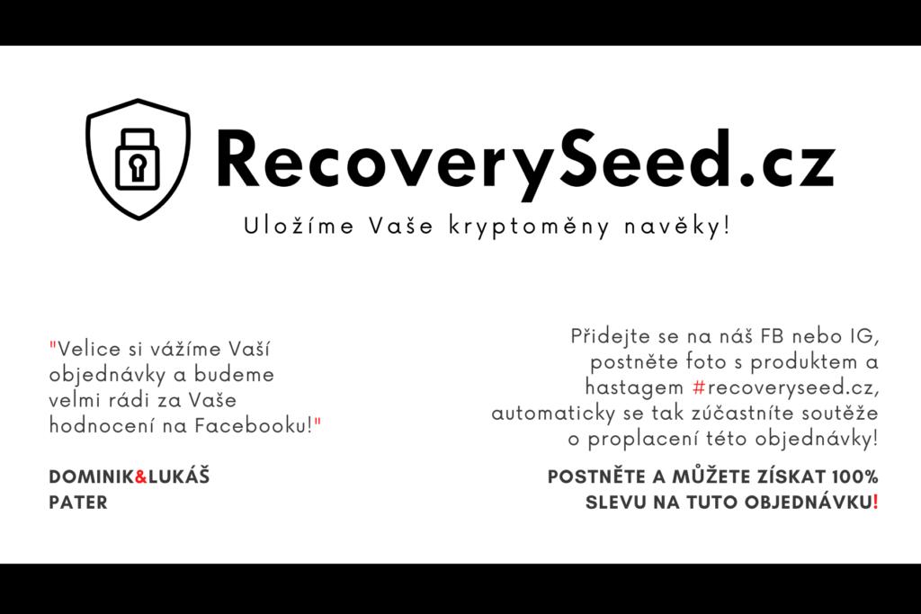 Recovery Seed Soutěž
